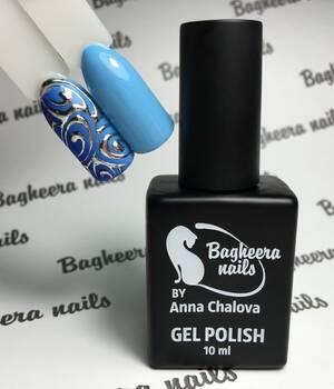 BN-24, Небесно голубой Гель-лак new