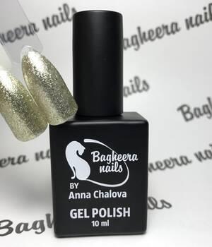 BN-33, Эффект фольги (благородное золото) Гель-лак