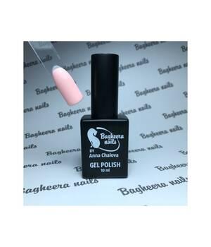BN-87, тёплый розовый Гель-лак BAGHEERA NAILS alternative