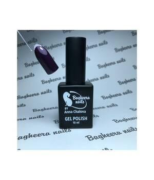 BN-94, фиолетовый Гель-лак с шиммером BAGHEERA NAILS