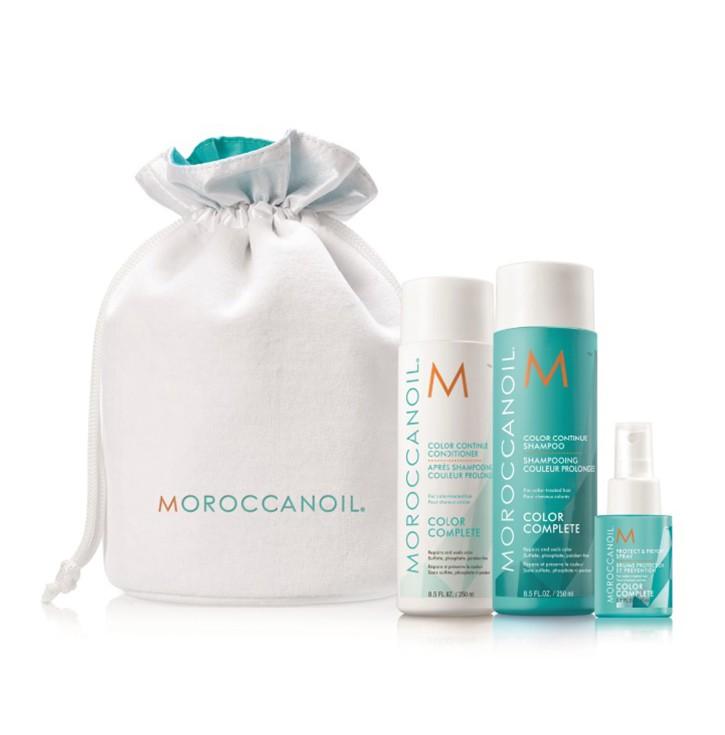 Весенний набор 2019 Color Complete Moroccanoil