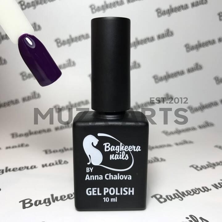 BN-41, Тёмный индиго, тёмно-фиолетовый Гель-лак