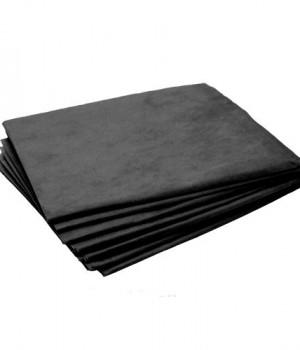 Простыни одноразовые 80*200, 10 шт./уп черные