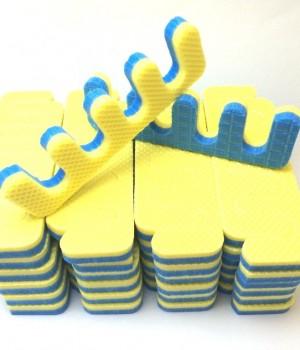 Разделители для пальцев, 25 пар