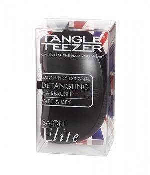 Расческа Tangle Teezer Salon Elite Highlighter Orange alternative