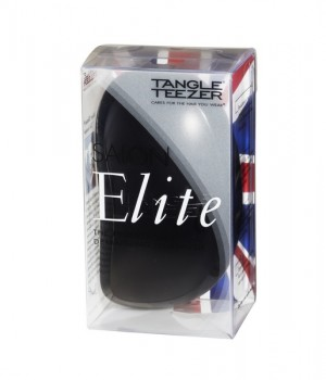 Расческа Tangle Teezer Salon Elite Midnight Black right