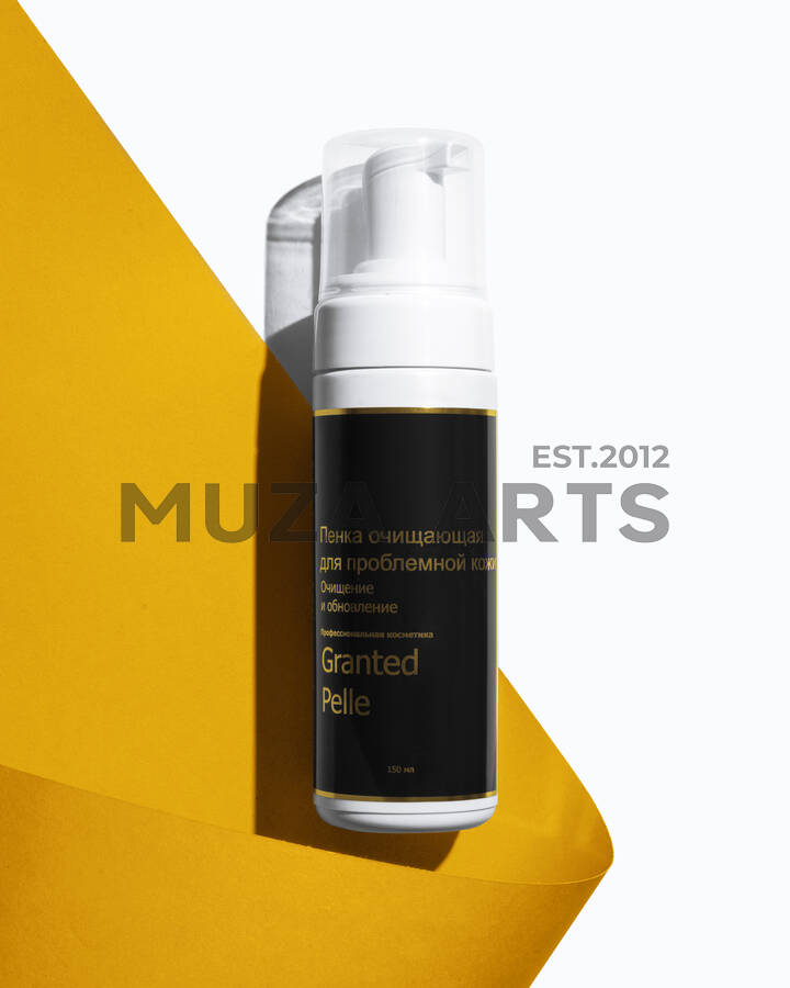 Пенка очищающая для проблемной кожи GRANTED PELLE (150 мл)